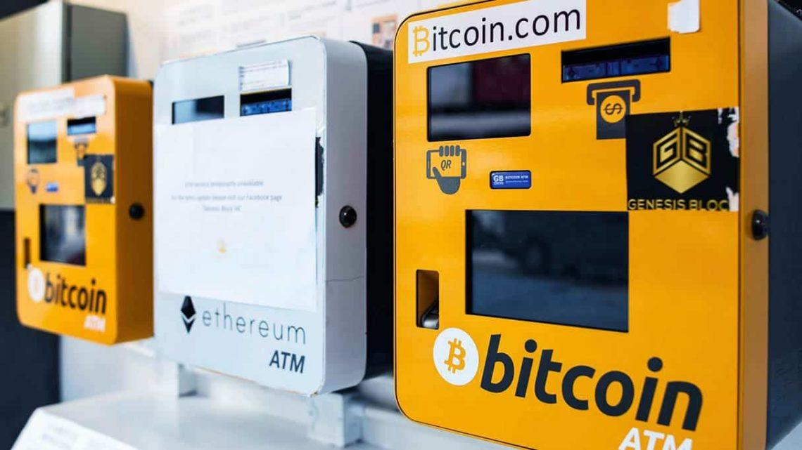 Число биткоин-банкоматов в мире удвоилось в 2018 году