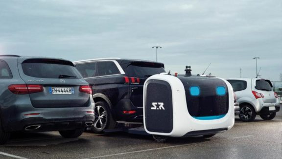 В лондонском аэропорту появится робот-парковщик