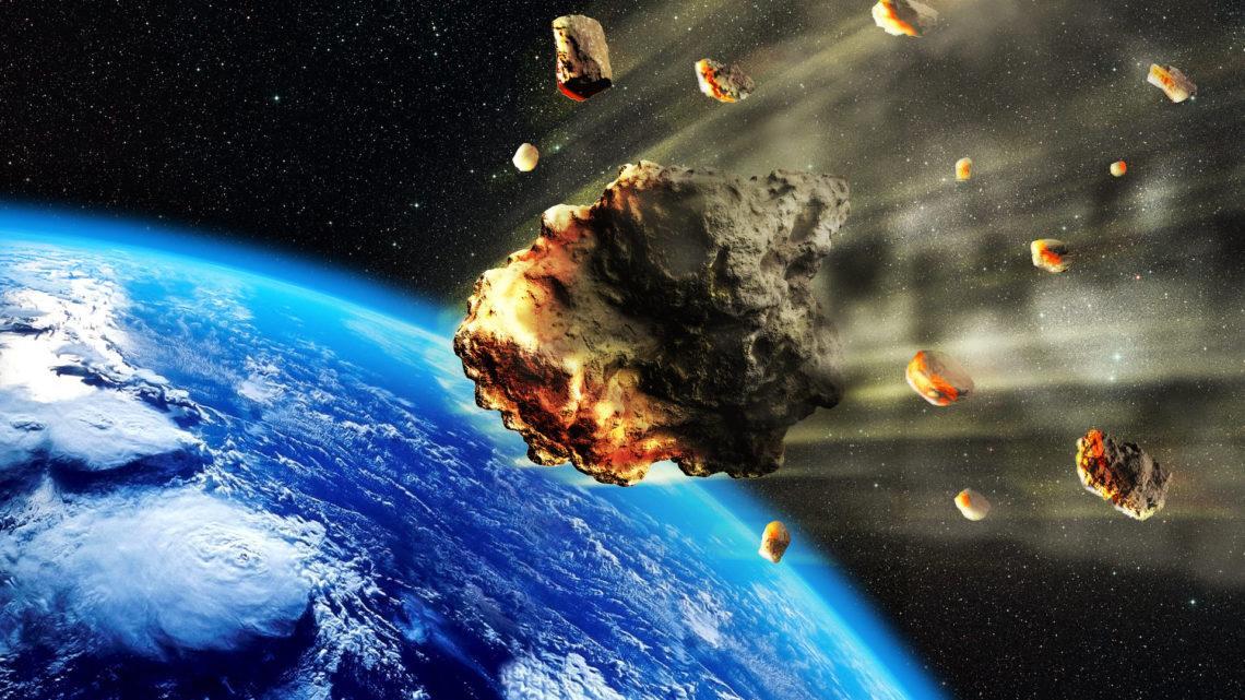 Роскосмос выступил с инициативой нацпроекта мониторинга астероидной угрозы
