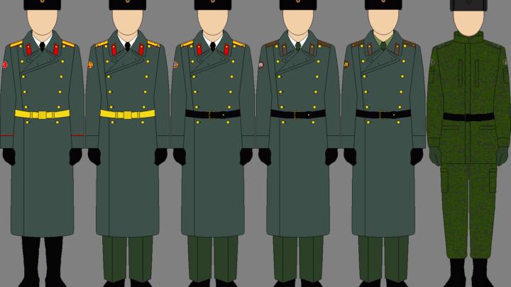 Форму российских военных оснастят датчиками физического состояния