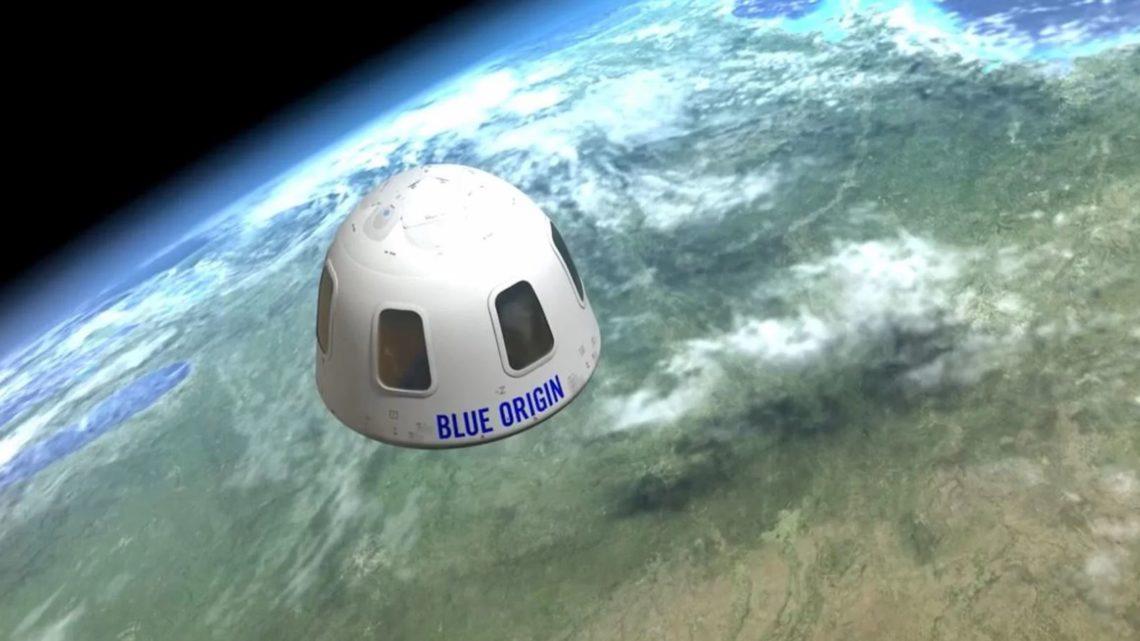 Blue Origin отложила испытание суборбитального корабля