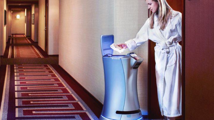 Alibaba открыла в Гуанчжоу отель с персоналом из роботов