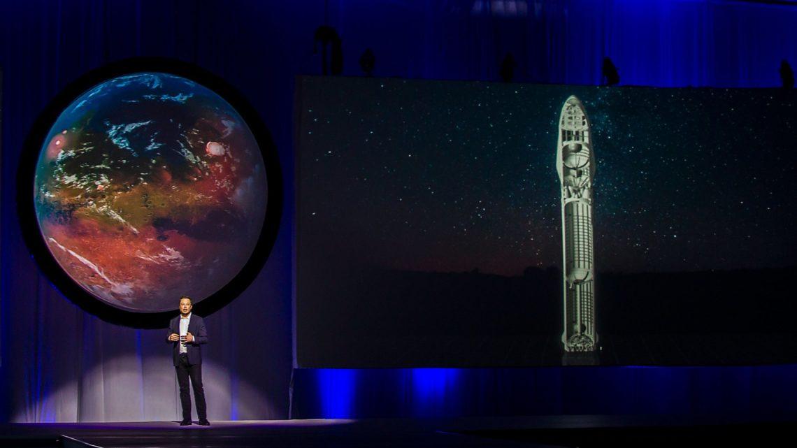 Илон Маск обещает билеты на Марс за 100 тыс. долларов