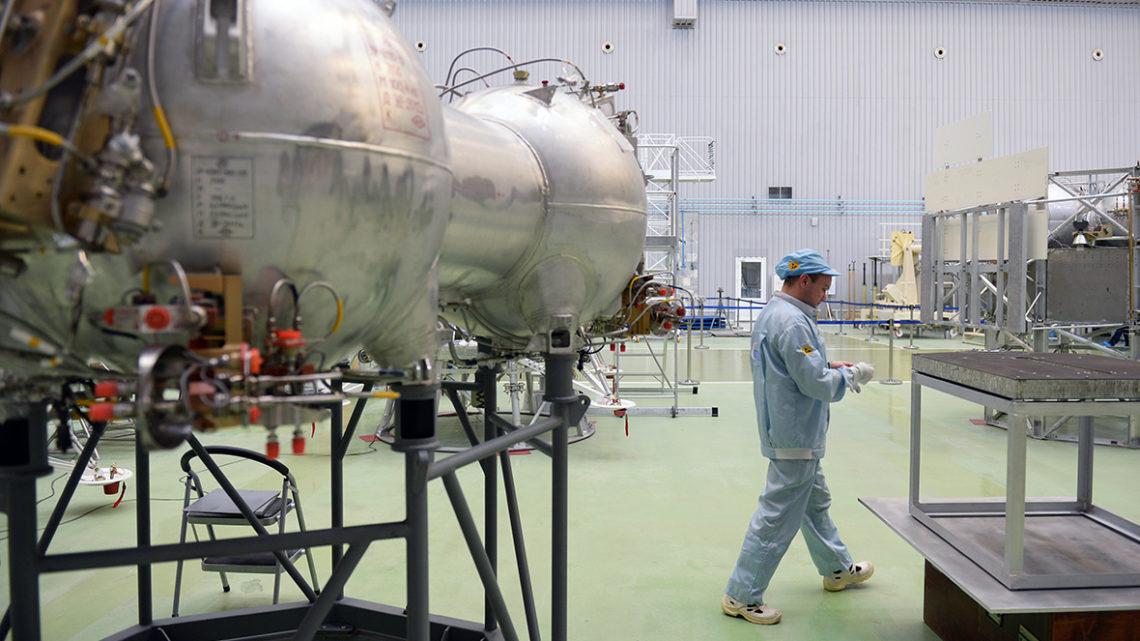 Специалисты НПО «Лавочкина» готовы разработать луноход-геологоразведчик