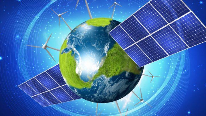 Китай планирует создание космической электростанции