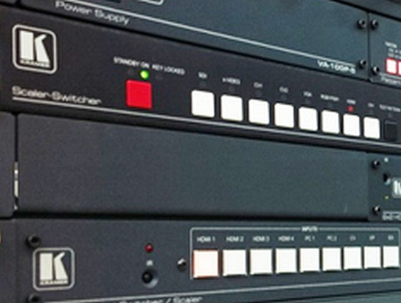 OCS начинает поставки оборудования Kramer Electronics
