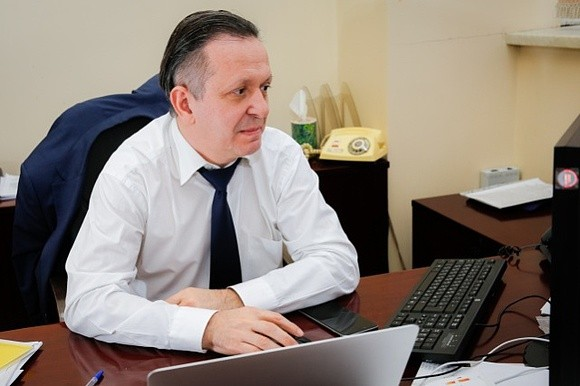Дмитрий Чернов (Минкомсвязь России)