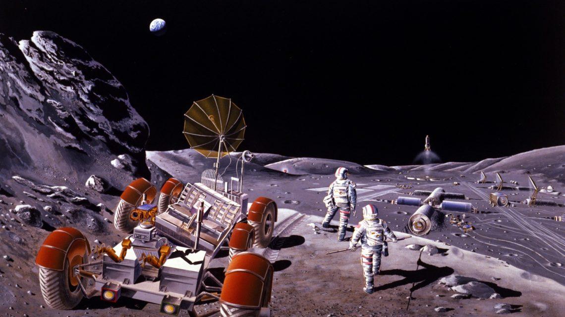 Японское космическое агентство разрабатывает меню для покорителей Луны