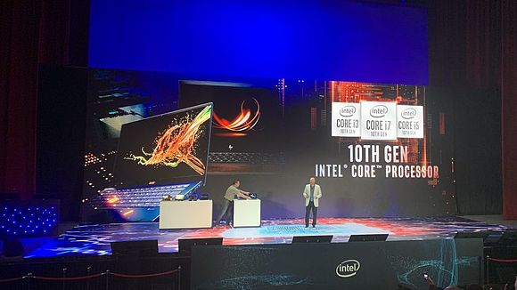 Процессоры Intel Ice Lake появятся в ноутбуках до конца года