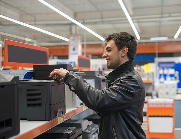 По данным IDC, западноевропейский рынок принтеров и МФУ продолжает сокращаться