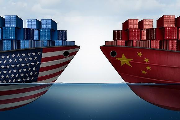 Экономика Китая несет убытки из-за торговой войны с США
