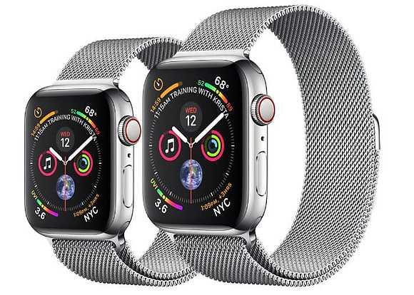 Пять новых функций Apple Watch 4 для занятий спортом
