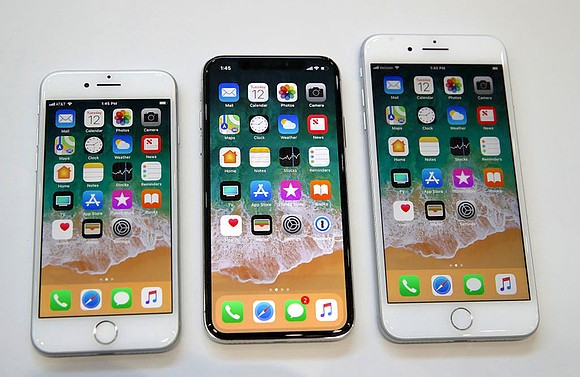Apple планирует выпустить три новых модели iPhone в этом году