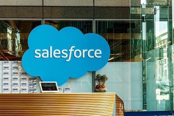 Salesforce покупает крупнейшую BI-платформу
