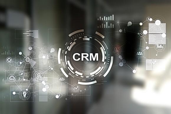 Каждая 7-я компания используют CRM-системы