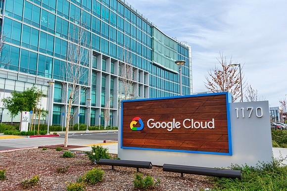 Google хочет увеличить свою долю на облачном рынке