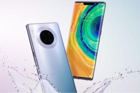 В 2021 году Huawei выпустит флагманы с жидкими линзами