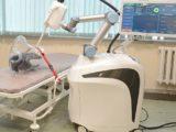 В Санкт-Петербурге разработан роботизированный комплекс для лечения рака легких