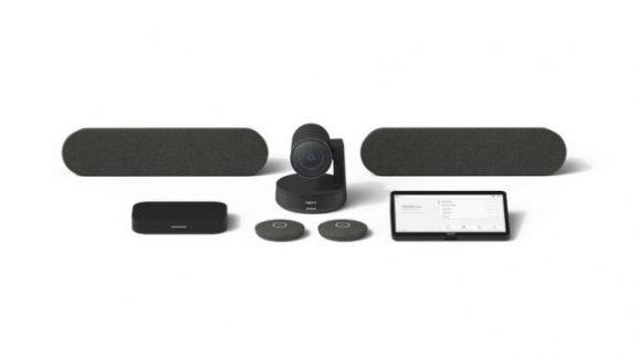 Logitech представила новый набор решений для оборудования конференц-залов