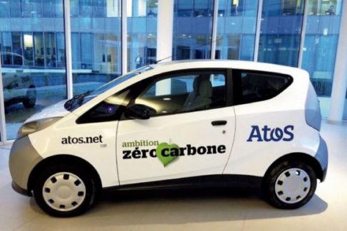 Atos создаст парк служебных электромобилей к 2024 году   Бизнес на Рынке ИТ